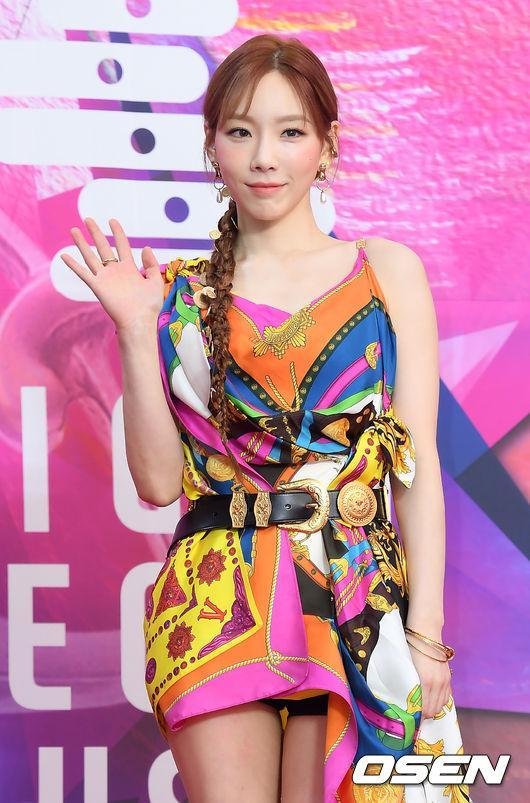 SM Entertainment Taeyeon