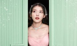 IU Celebrity Pre Release track fifth full album