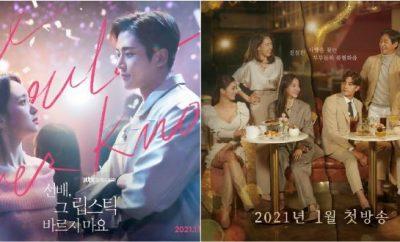 january 2021 korean dramas