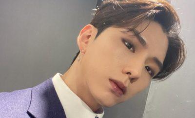 MONSTA X Kihyun OST OMOM Replay Web Drama