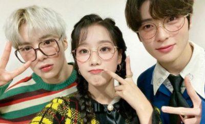 MinNaHyun SBS Inkigayo
