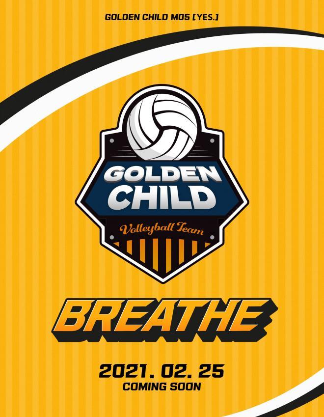 Golden Child Breathe