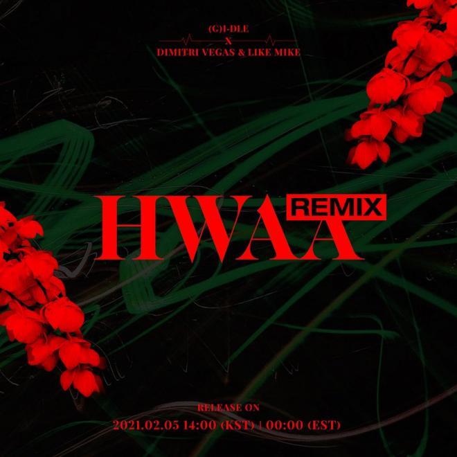 Hwaa Remix