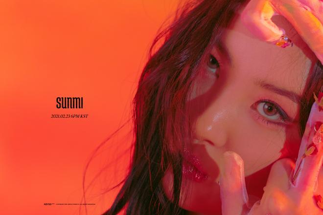 Sunmi Teasers