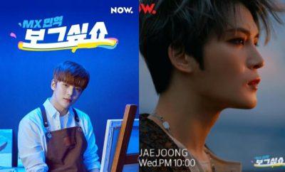 MONSTA X Minhyuk Kim Jaejoong VogueShip Show