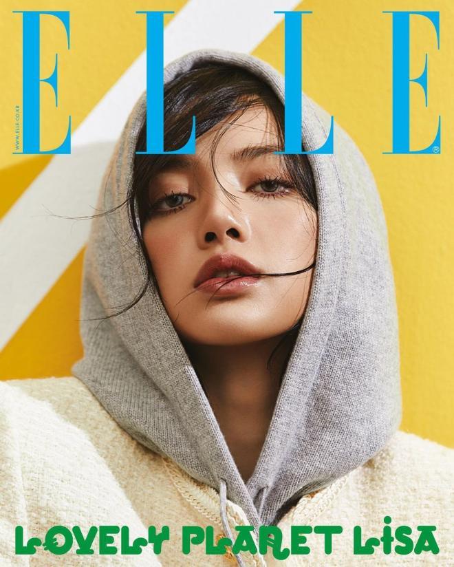 Lisa Elle Korea