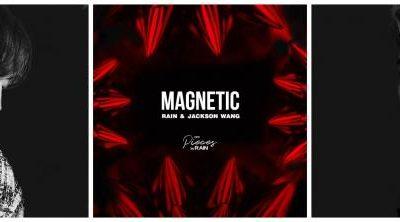 Magnetic Jackson Wang x Rain