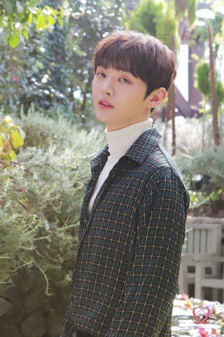 NU'EST JR Yoon Jisung AB6IX Donghyun Korean Drama I'll Be Your Night LUNA