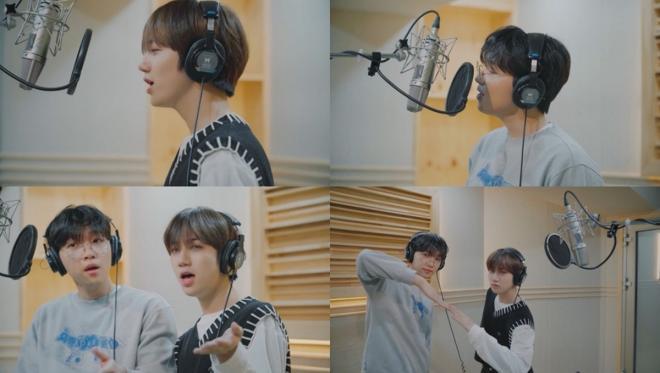 Jeong Sewoon CRAVITY Wonjin