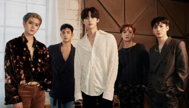 NU'EST Official Unit And Group Concept Photos 2nd Full Album Romanticize