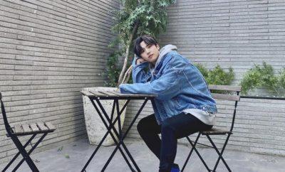 Hongseok Cover Celebrity