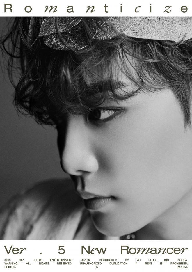 """NU'EST JR Concept Photos """"Romanticize"""""""