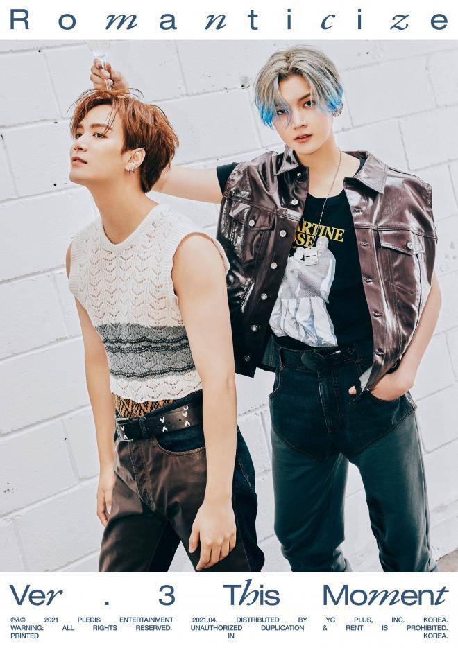 NU'EST Official Unit Concept Photos 2nd Full Album Romanticize