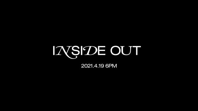 "NU'EST music video teaser Romanticize ""INSIDE OUT"""