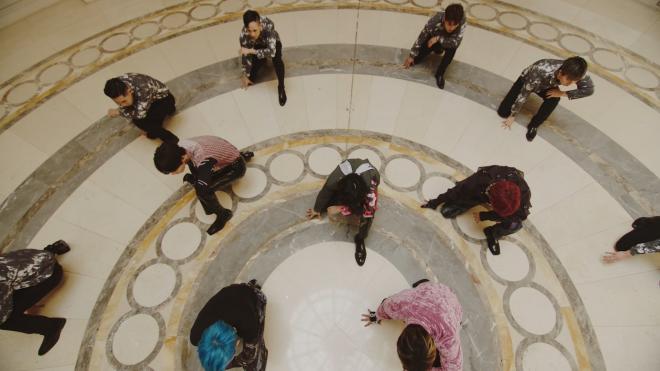 NU'EST Music Video Teaser #2 INSIDE OUT