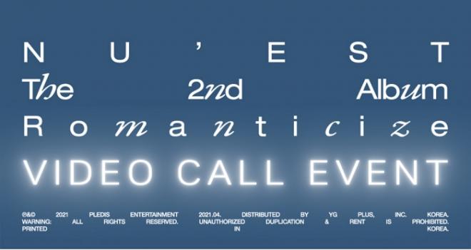 NU'EST Video Call Event