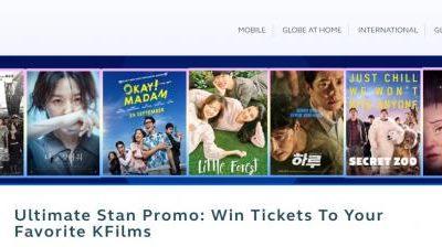 Globe Korean Films