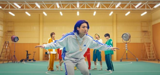BTS Butter Cooler Remix