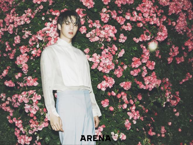 Minhyuk Arena Homme+