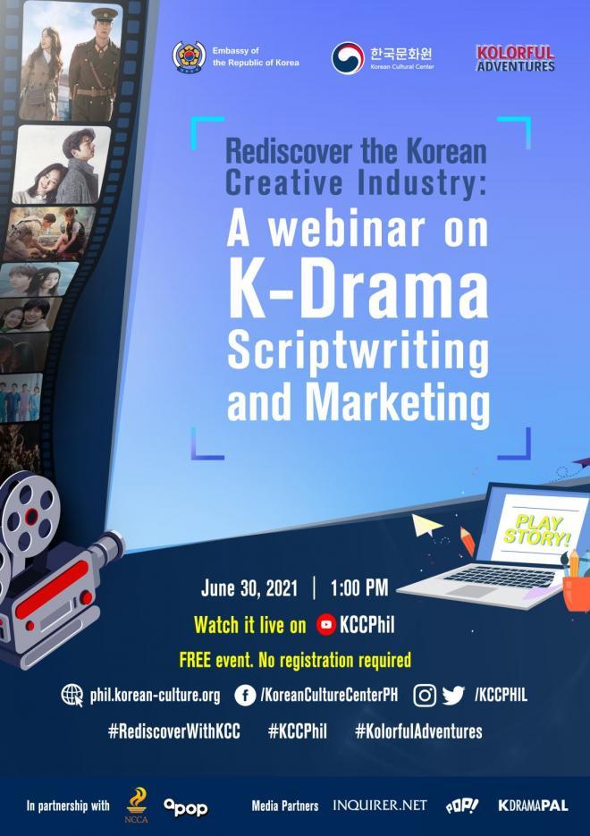 K-Drama Webinar