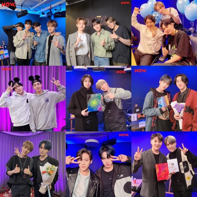 Minhyuk Naver NOW VogueShip Show