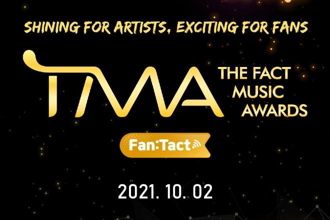 2021 the fact music awards october