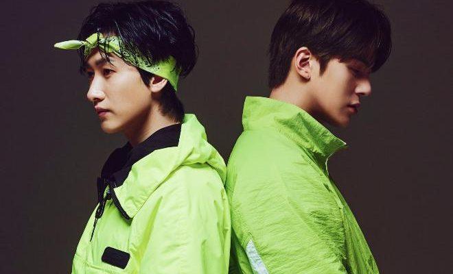 Super Junior Eunhyuk MONSTA X Minhyuk Back to the Idol season 2