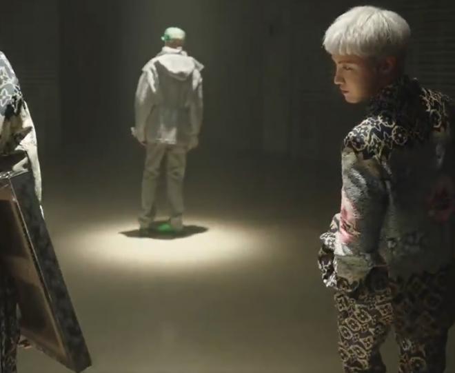 BTS Louis Vuitton JHOPE