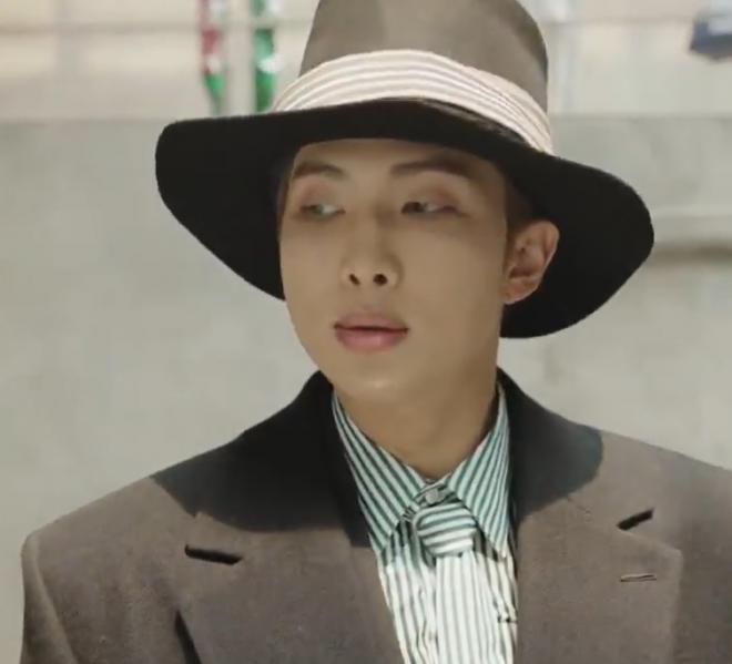 BTS Louis Vuitton RM