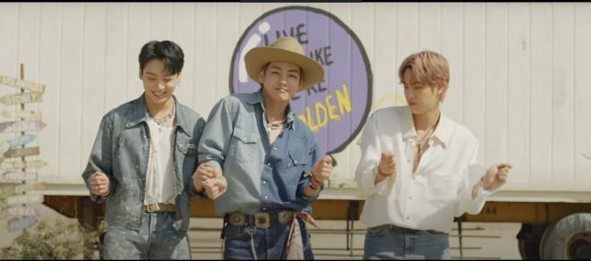 BTS Permission to dance