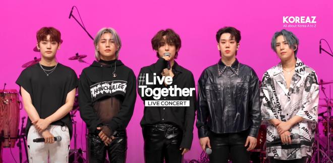 A.C.E Live Together