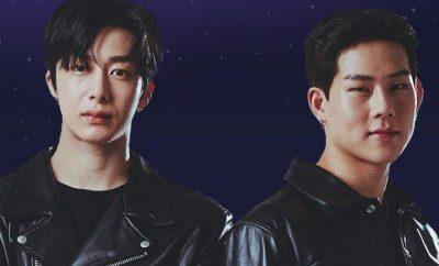 MONSTA X Joohoney Hyungwon