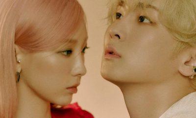 SHINee Key SNSD Taeyeon Pre Release Single Hate That
