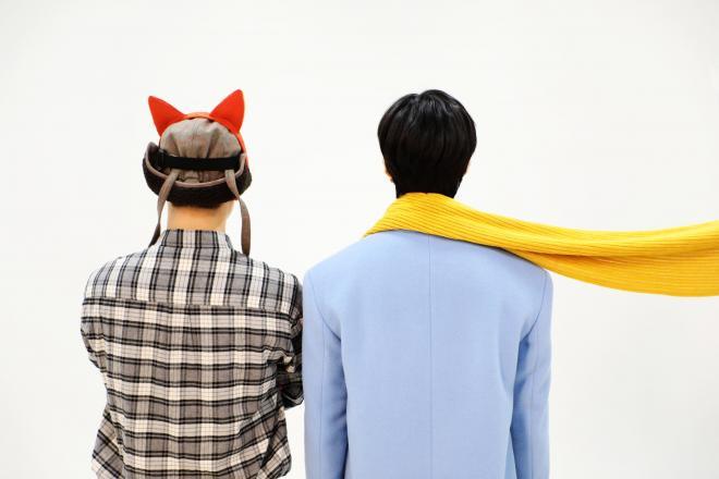 MONSTA X Hyungwon and Joohoney for MBC Radio Idol Radio Season 2