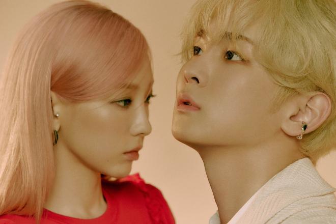 SHINee Key SNSD Taeyeon Hate That Pre-Release Single