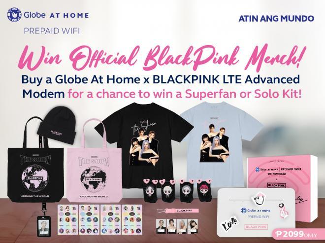 BLACKPINK Merchandise