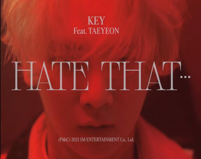 SHINee Key Pre-Release Single