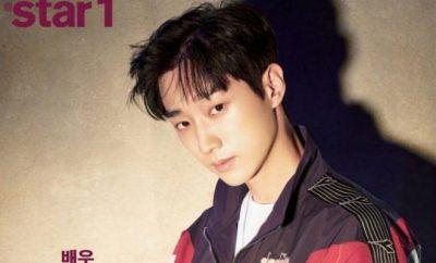 Jinyoung Magazine