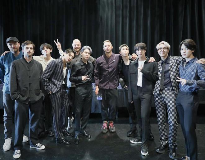 Coldplay_BTS