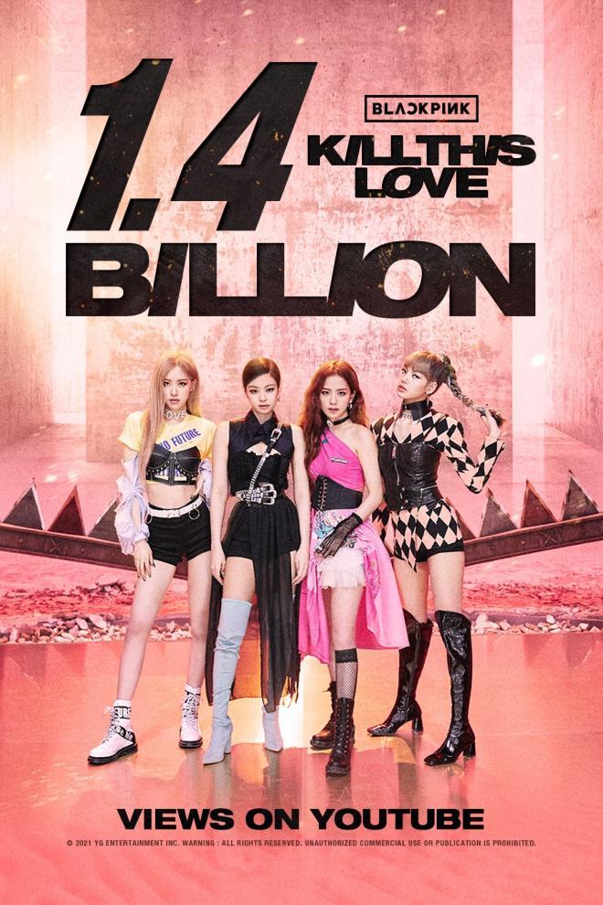 BLACKPINK KILL THIS LOVE MV