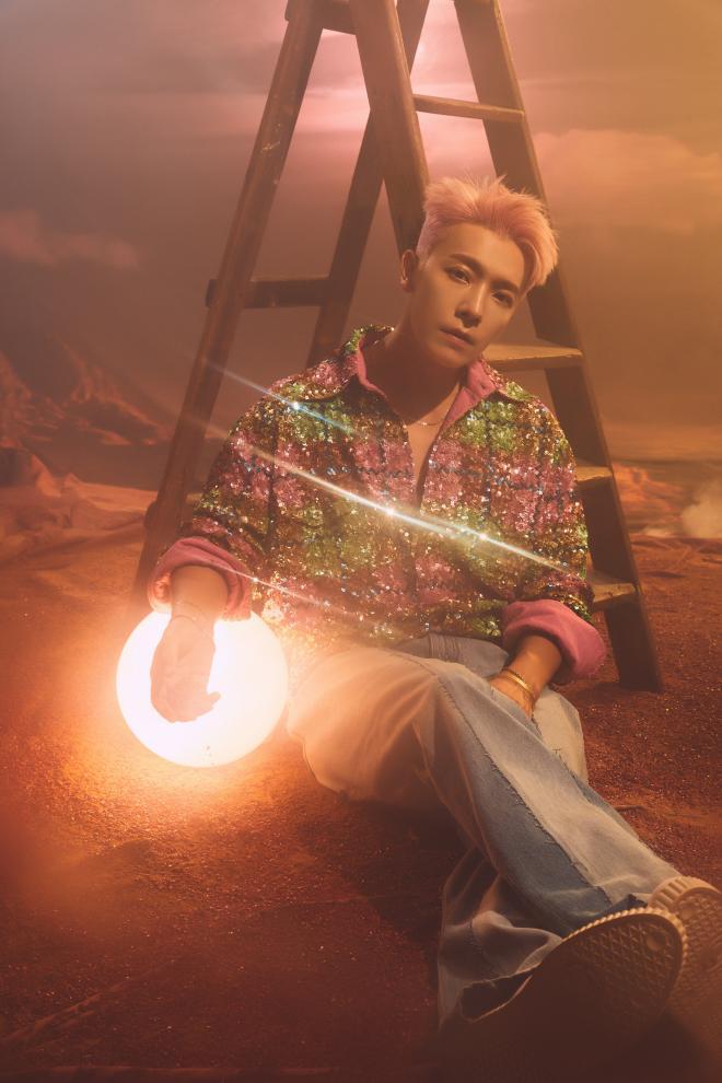 Super Junior Donghae Digital Single California Love